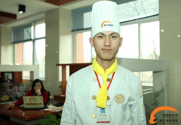 张永杰:学厨师  让退伍军人赢得美好人生
