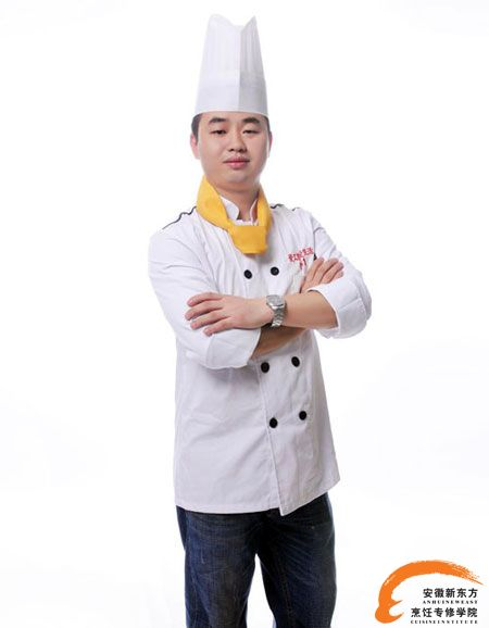 优秀毕业生韩正飞:从普通炉头到厨师长的飞跃