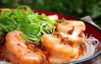 蒜蓉粉蒸虾