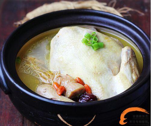 韩式料理系列之参鸡汤