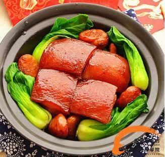 栗子东坡肉