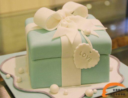 翻糖蛋糕 礼盒