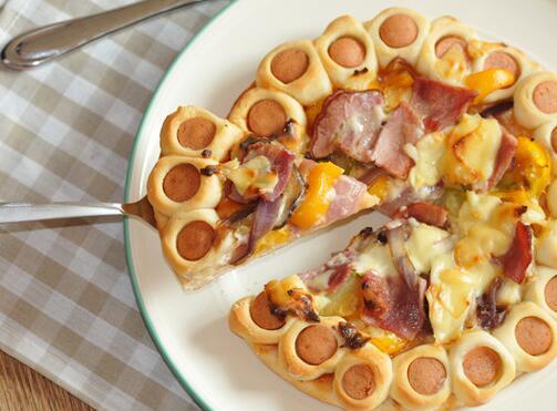 田园香蔬披萨