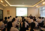 宁波欧文西点安徽新东方烹饪学院校园专场招聘会成功举行