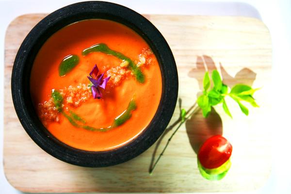 西班牙南部番茄冷汤