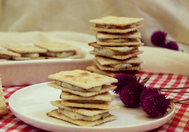 蔓越莓牛轧饼干
