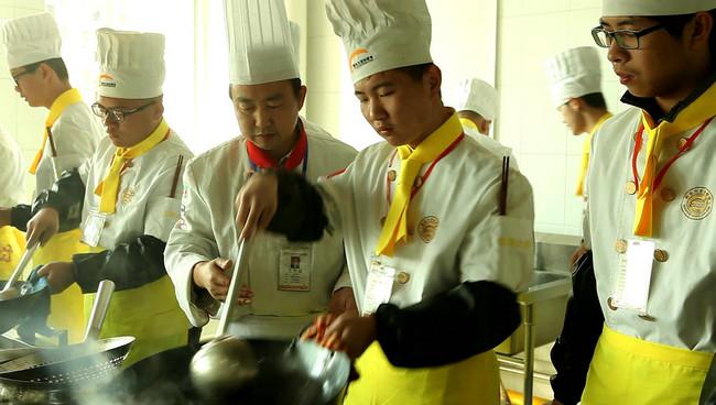 阜阳厨师培训学校哪家好