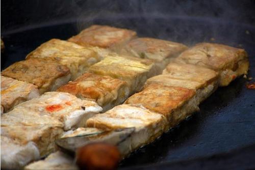 正宗徽州毛豆腐做法培训