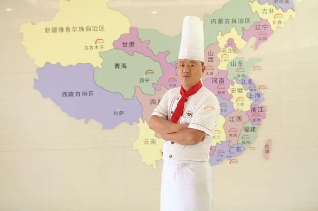 王正海 高级主讲 中式烹调高级技师