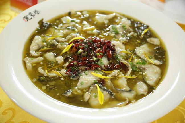 正宗川味酸菜鱼