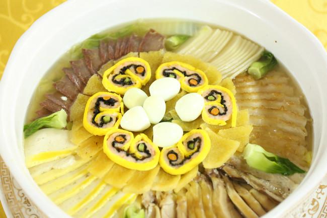 合家福三鲜汤