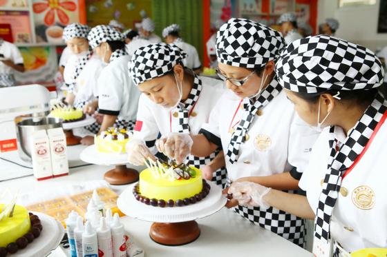 宿州学做面包烘焙去哪