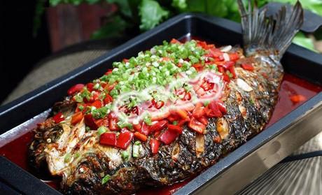 安徽学烤鱼技术