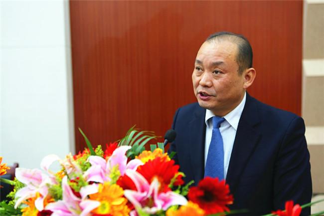 安徽新东方副院长程明作总结性讲话