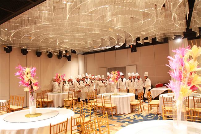 徽湘情酒店宴会厅