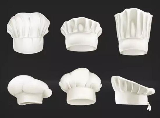 厨师的帽子叫什么
