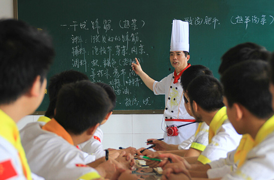 安徽新东方烹饪