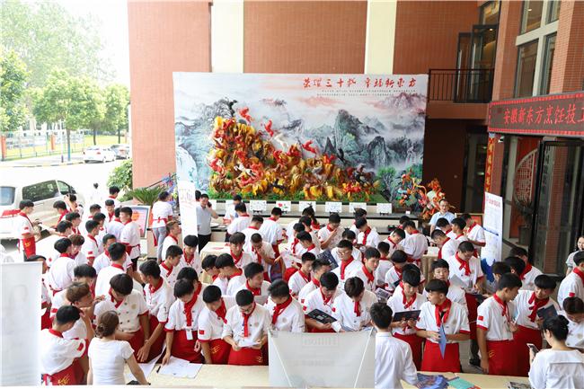 安徽新东方隆重举办秋季企业人才交流会
