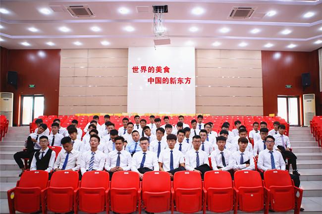满意就业,轻松择业——上海联郡餐饮专场招聘会开展