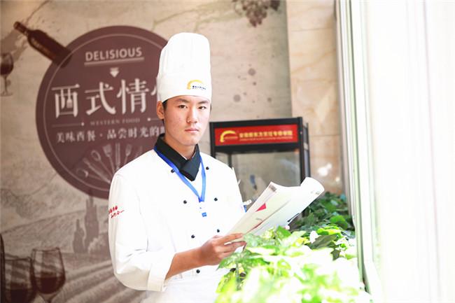 【新生故事】吴涵钰:人生就是一个不断学习、成长的过程