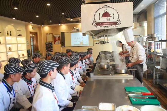 意大利主厨亲授西餐专业课程