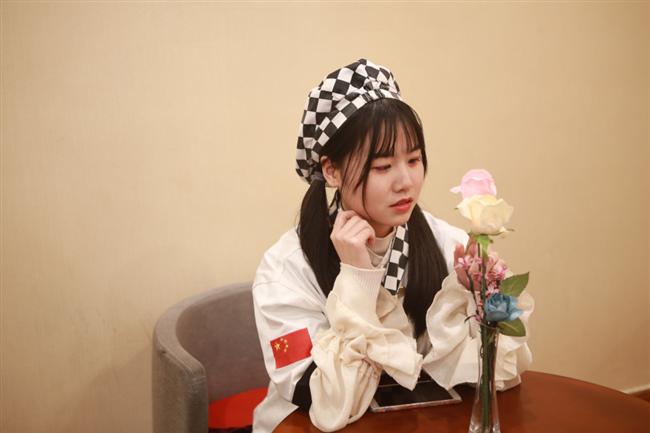 【新生故事】校舞大赛C位出道的小姐姐,原来是她!