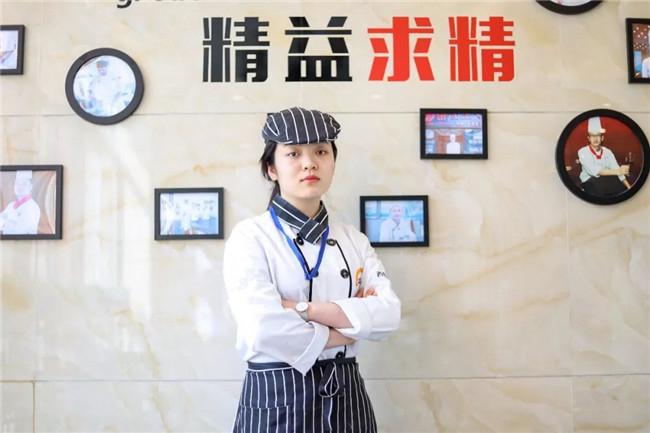 【新生故事】裴姝婕:毕业以后,我要开一家私人订制的西餐厅!