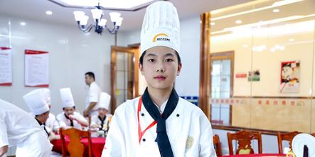 【新生故事】窦文浩:未来,你将是一名出色的厨师!