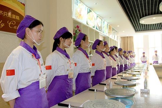 新东方烹饪学校学西点学费表