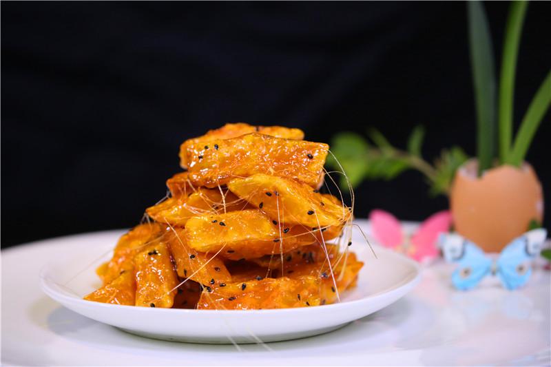 拔丝系列 (2)红薯