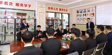 钱江源餐饮管理有限公司来我校专场招聘!