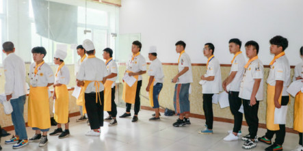 关注学子健康,安徽新东方开展2020年新生体检工作