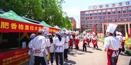 安徽新东方大型就业人才交流会明日举行!