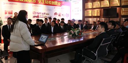 就业喜讯|杭州青菁餐饮管理有限公司来我校举行专场招聘会