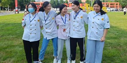 小萌新们,在安徽新东方开启新的学习生活!