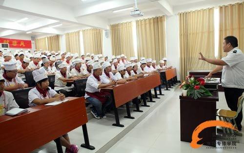 安徽新东方举行消防安全知识讲座