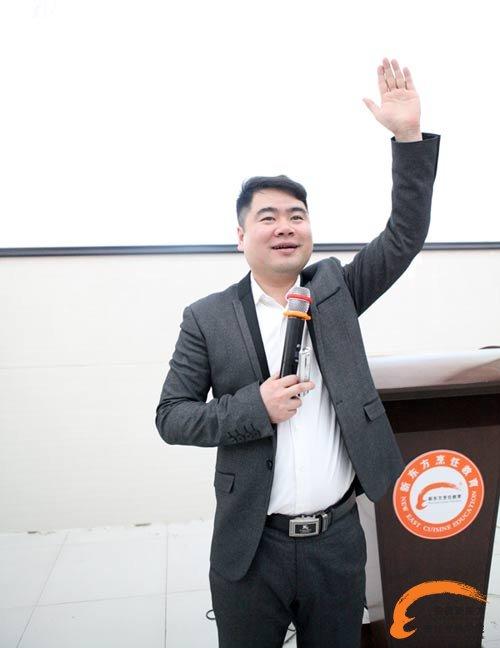 """安徽新东方烹饪大型就业指导讲座之""""如何成为企业最受欢"""