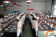 学厨师选择安徽新东方 成功在明天