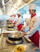 网易独家报道-学厨师 找准学校很关键