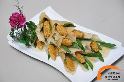 厨师学校 新东方烹饪