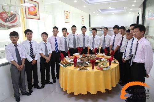 安徽新东方职教城新校区迎来第一批毕业学子
