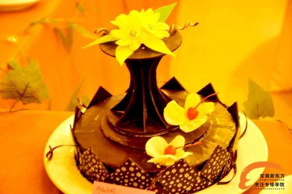 幼儿园面塑作品蛋糕图片