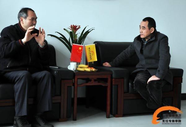 安徽省烹饪协会秘书长马邦山将赴安徽新东方讲学