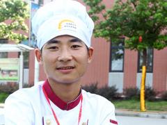 陈利良——我是2013高中毕业生  学厨师 我骄傲
