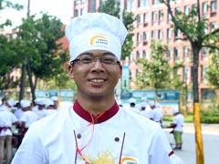 刘备:高中毕业学厨师  直奔好前程